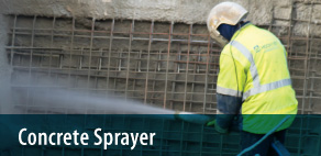 Concrete Sprayer Hazards & Controls RPE