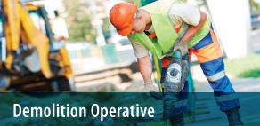 Demolition Worker Hazards & Controls